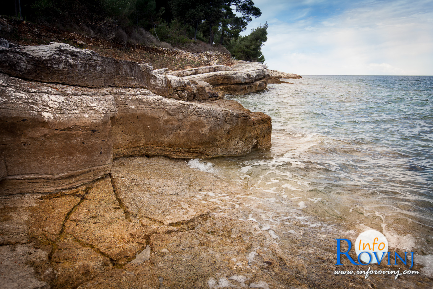 schönste fels badebuchten in kroation